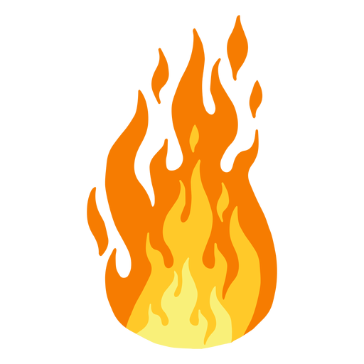Flame clipart at getdrawings. Fuego png jpg freeuse