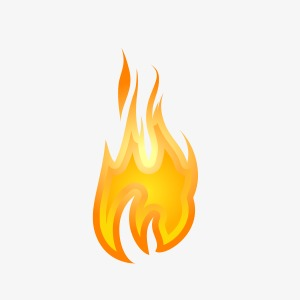 Flame clipart small flame. Fire spark flames png