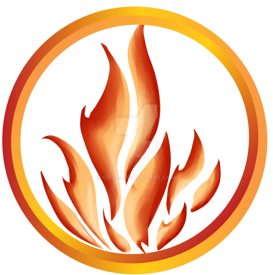 Flame ring png. Dauntless by gdc on