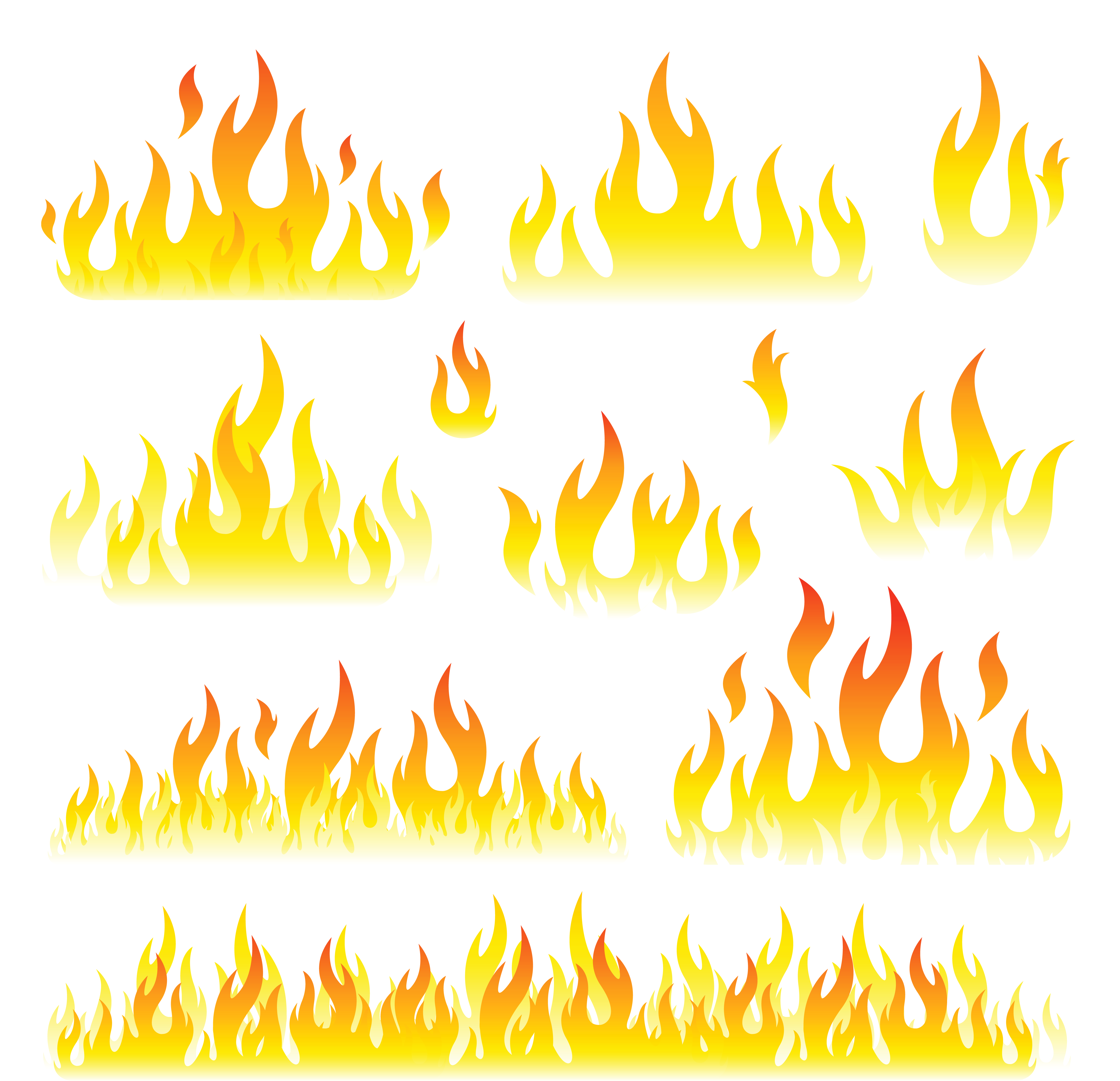 Set png picture gallery. Flames clipart clip freeuse download