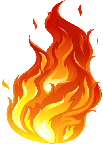 Flame talak tott clipart. Flames clip art png picture free