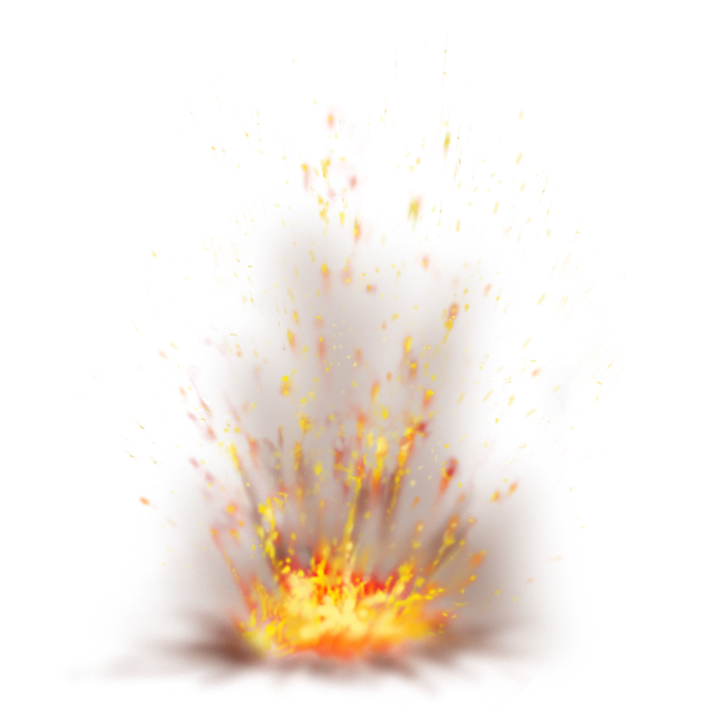 Flames clipart fire spark. Flame foreground background nature