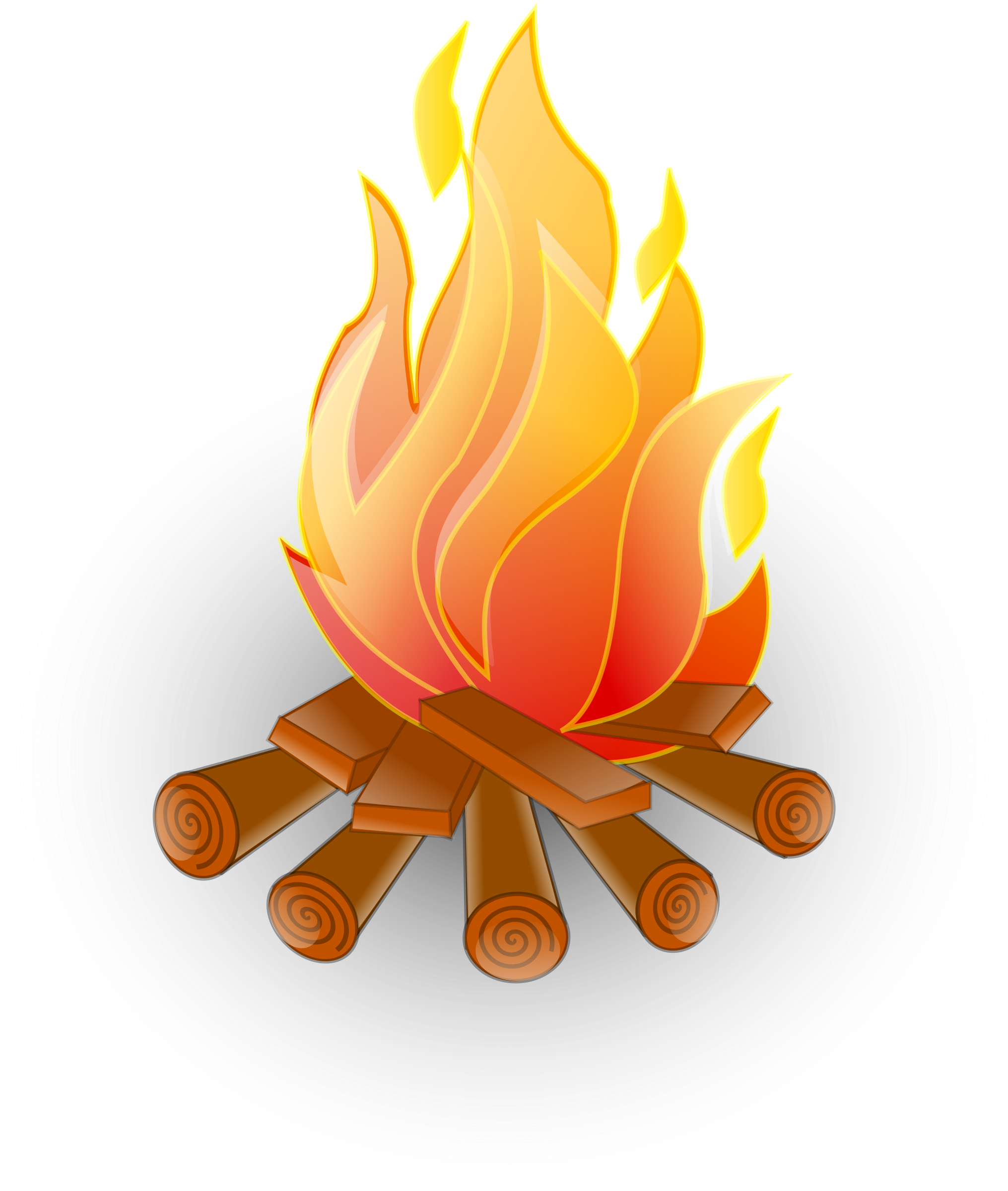 Flames clipart fire spark. Flaming of movieplus me