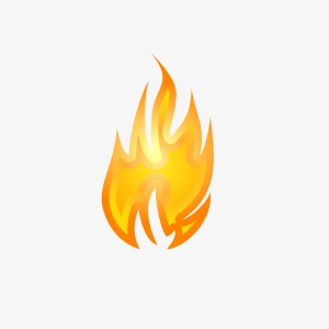 Flames clipart fire spark. Png image and for
