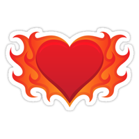 Flaming heart png. Download category clipart and