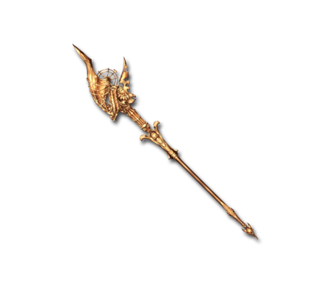 Flaming spear png. Erichthonius granblue fantasy wiki