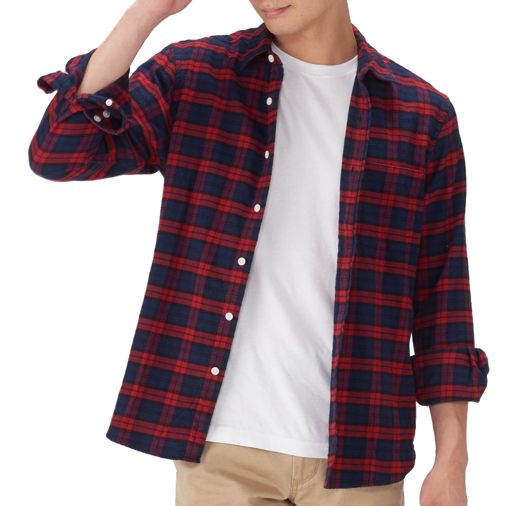 Flannel transparent merino wool. Fall winter collection campaign