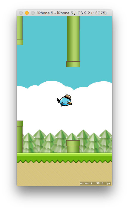 Transparent pipes flappy bird. Create a game like