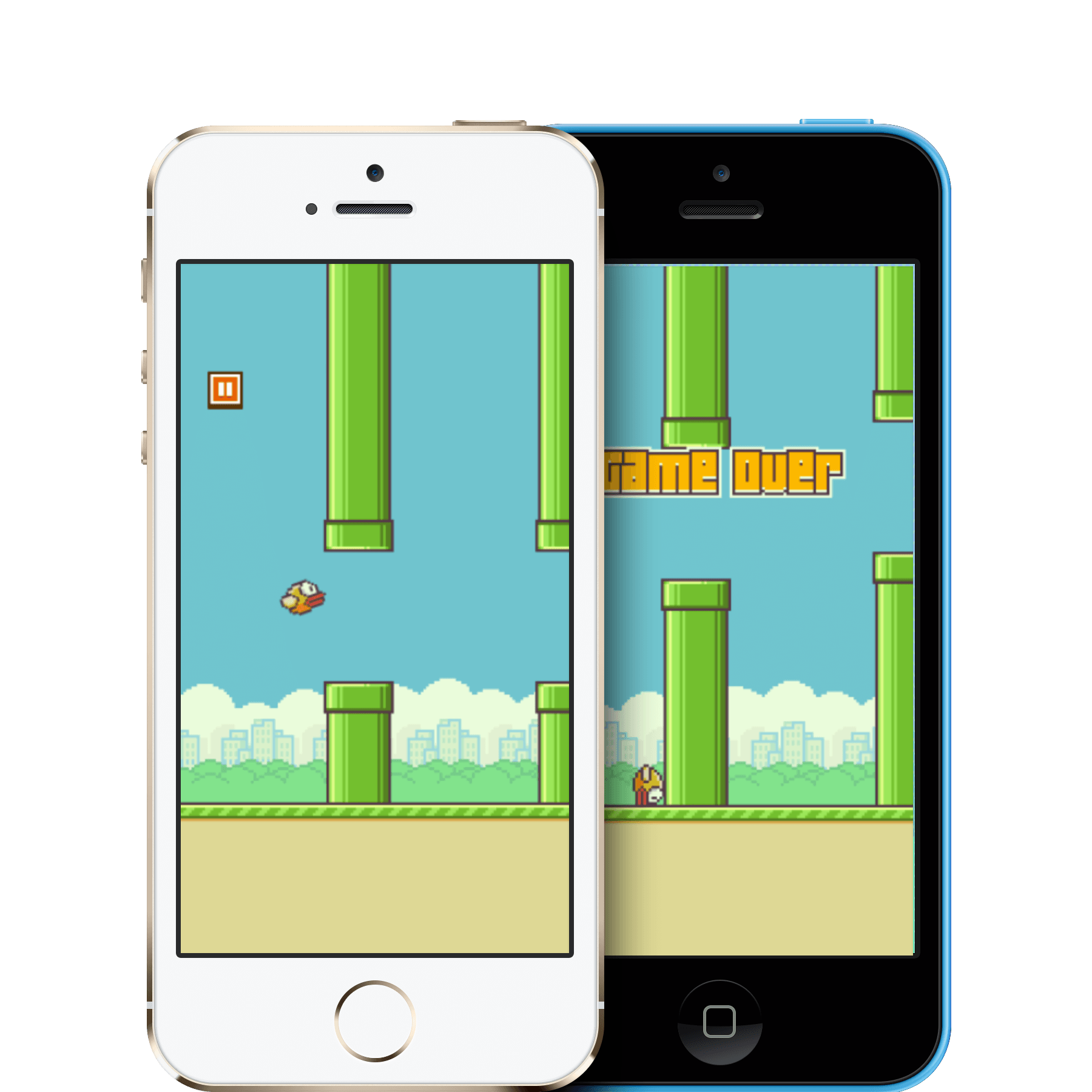 Flappy bird pipe png. For iphone everything you