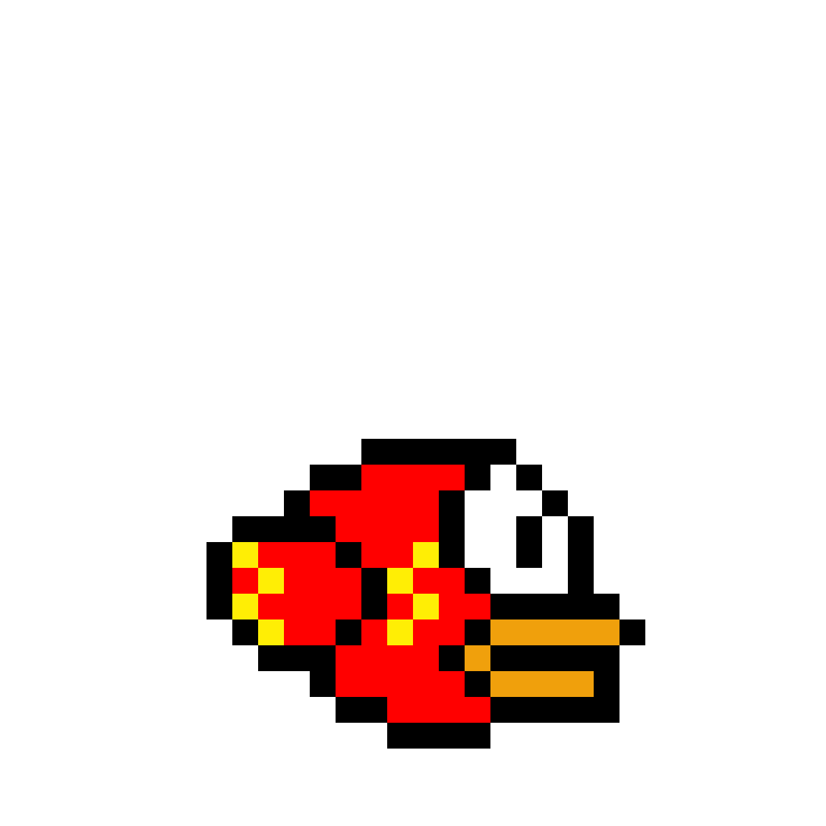 Flappy bird png. Pixilart remember this game