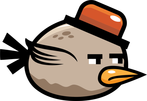 Bird sprite png. Download blue flappy new