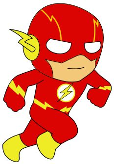 Flash clipart. Free superhero cliparts download