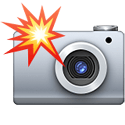 Photography emoji png