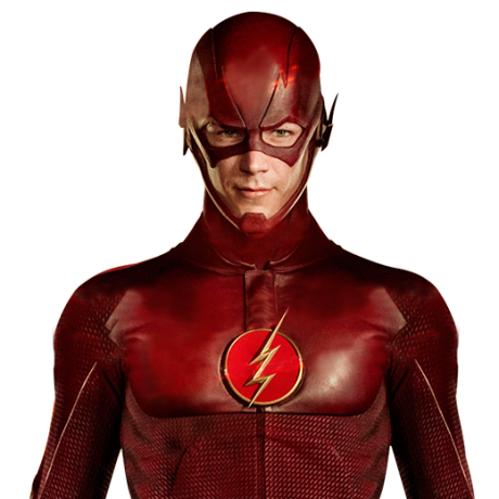Flash face png. The transparent by asthonx