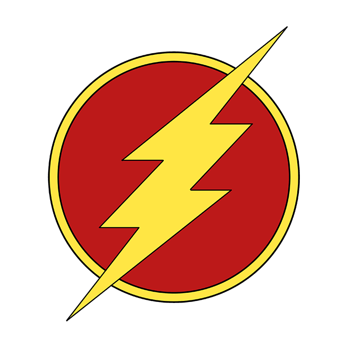 Markers drawing the flash. Sandi pointe virtual library