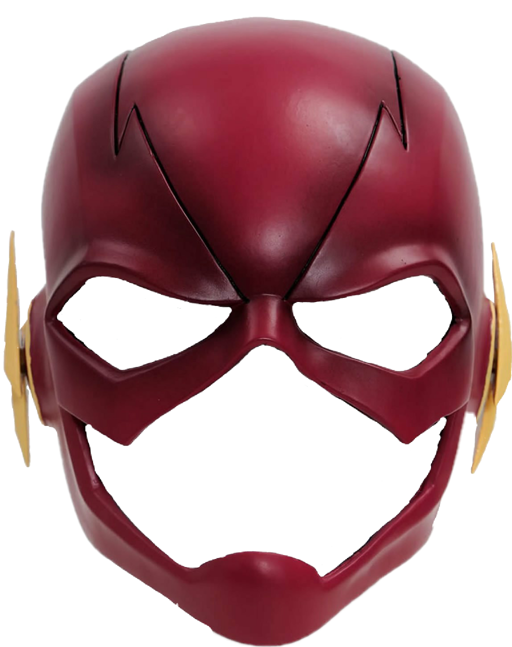 Flash mask png. Theflash red sticker by