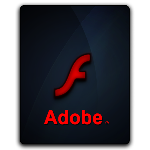 Flash player icon png. Adobe dock by excurse