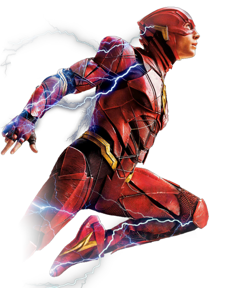 Flash png. Justice league the by