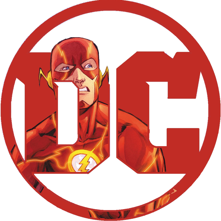 Flash superhero logo png. Dc for by piebytwo