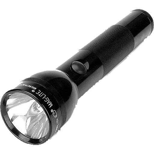 flashlight transparent non led