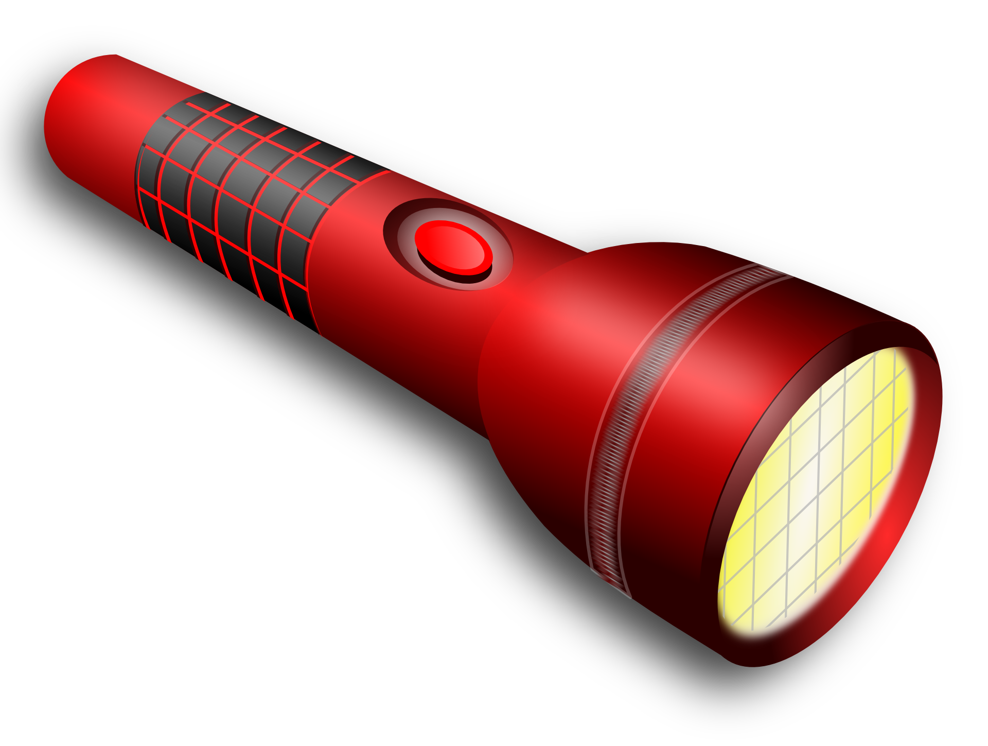 Flashlight transparent torch. Light png image purepng