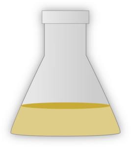 Flask drawing culture. Conical png www pixshark