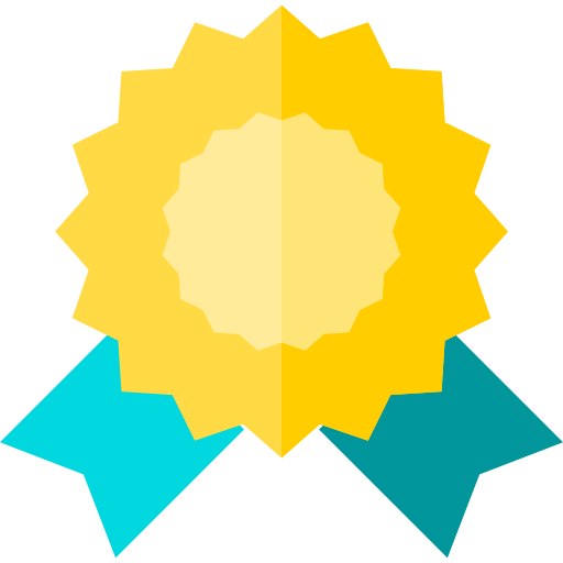 Flat badge png. Gold icon svg eps