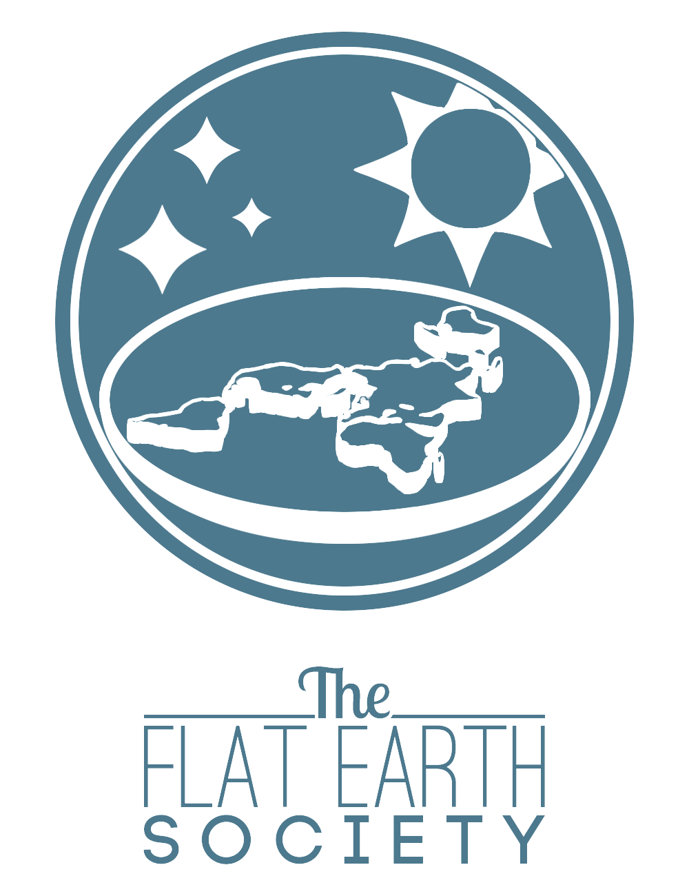 Seattle vector flat. File earth society logo