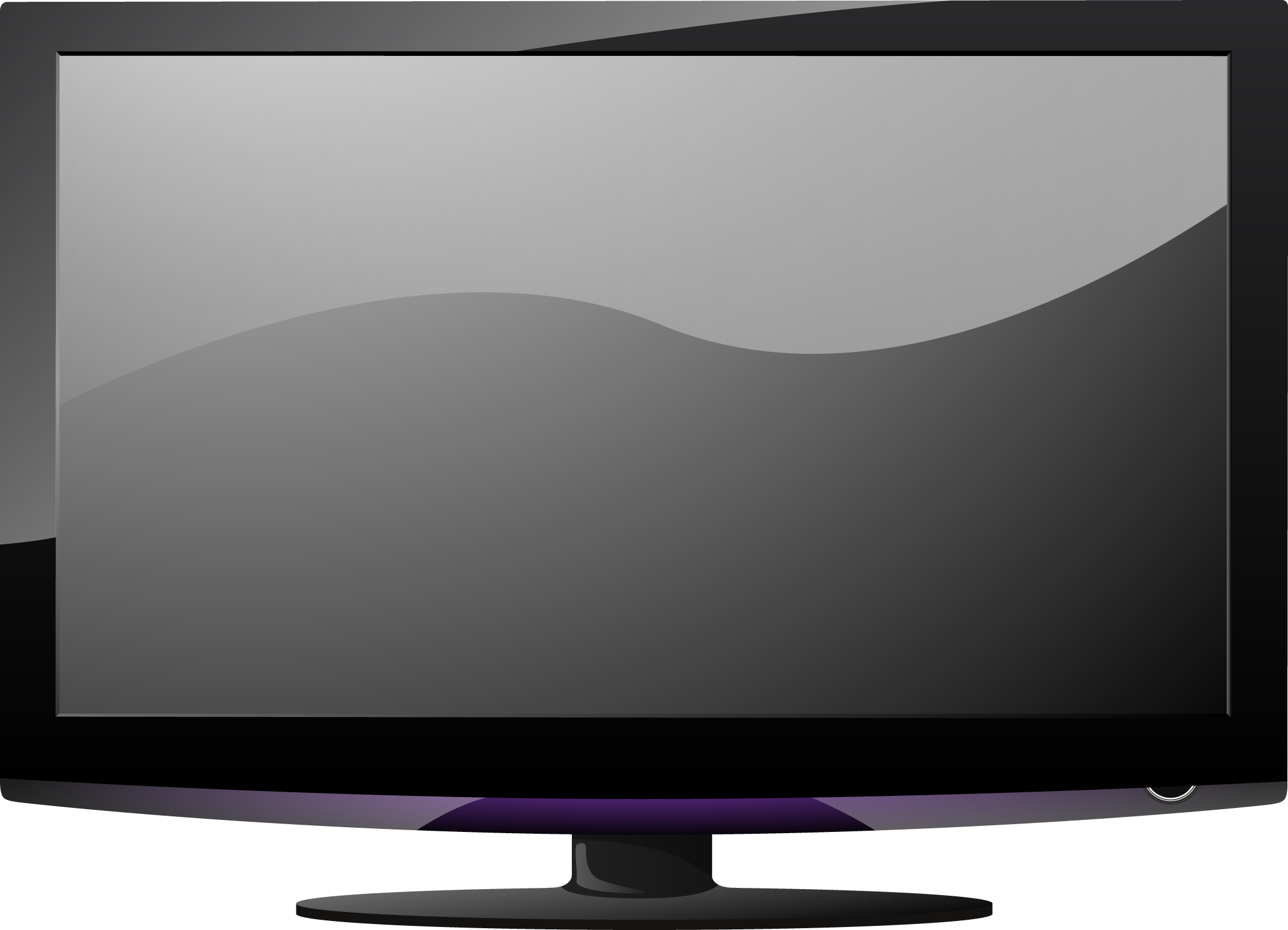 Flat screen tv on wall png. Lcd television pic mart