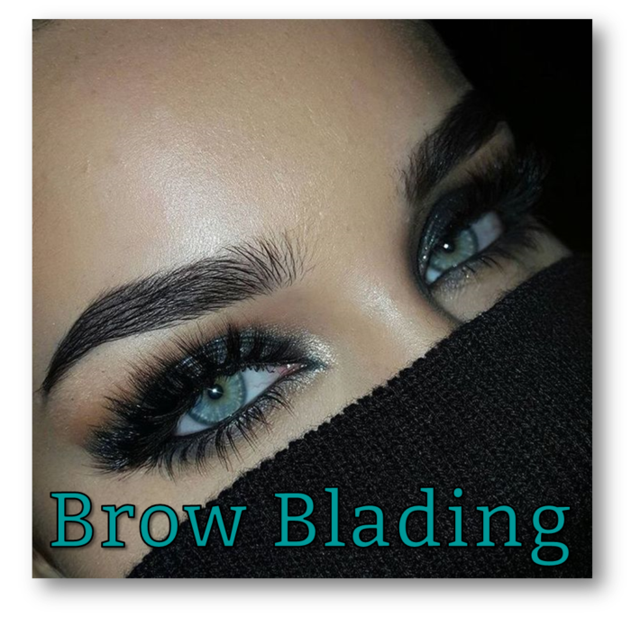 Fleek eyebrows png. Microblading semi permanent solution