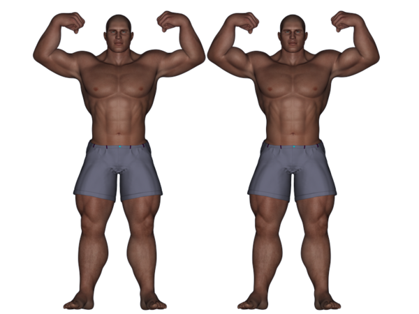 Flex muscle png. Dealing with flexing muscles