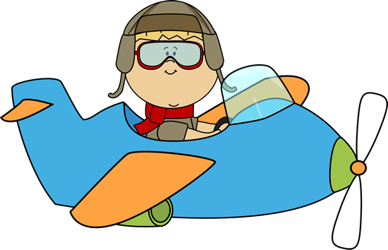 biplane clipart aviation