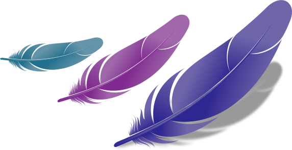 Floating feathers png. Bird and law of