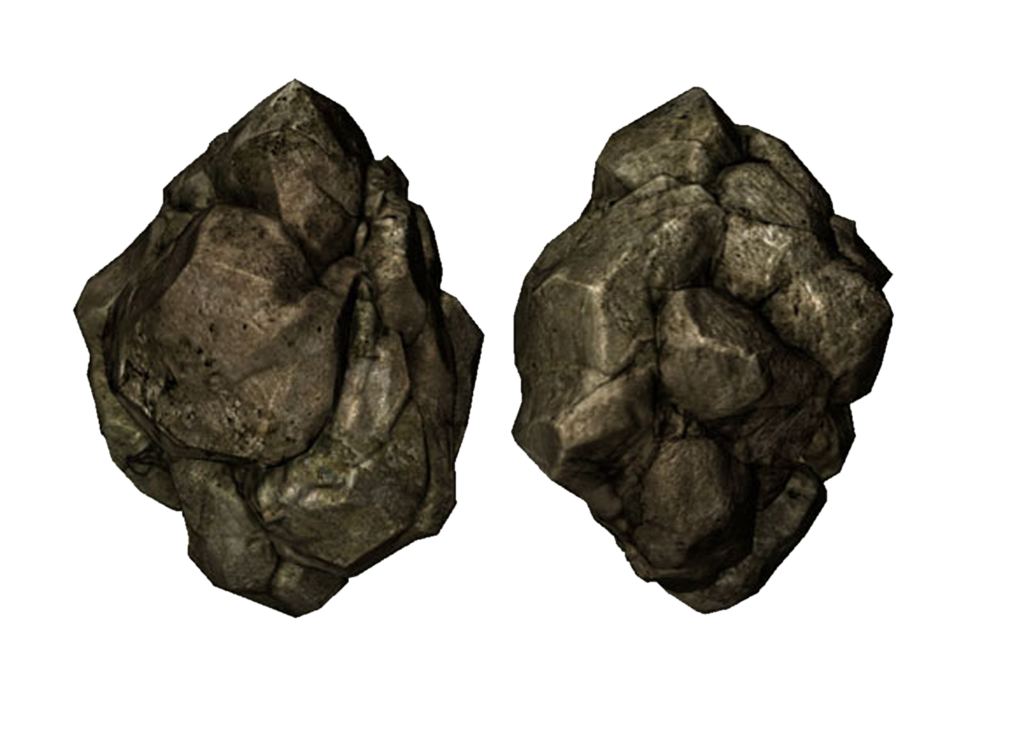 Transparent rocks space. Png by moonglowlilly on