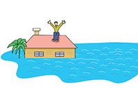 flood clipart animated weather