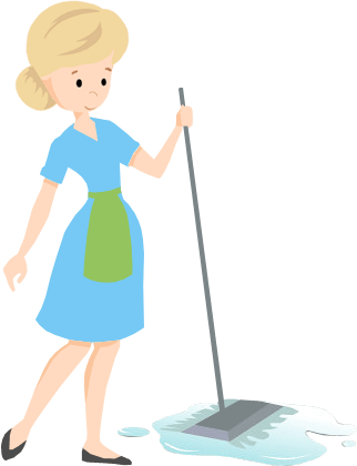 floor cleaning png