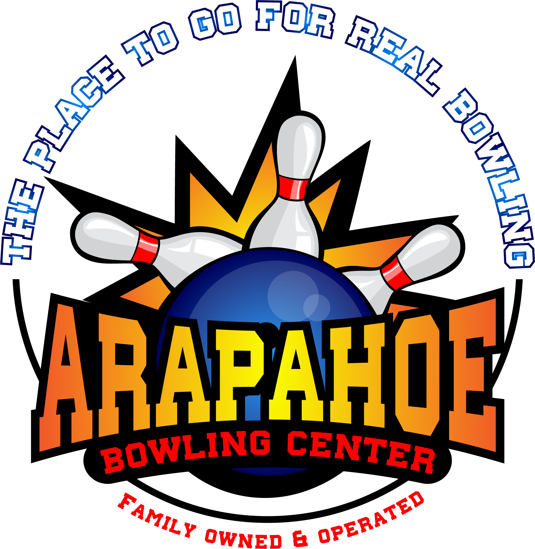 Floor clipart bowling party bowling. Arapahoe center the place
