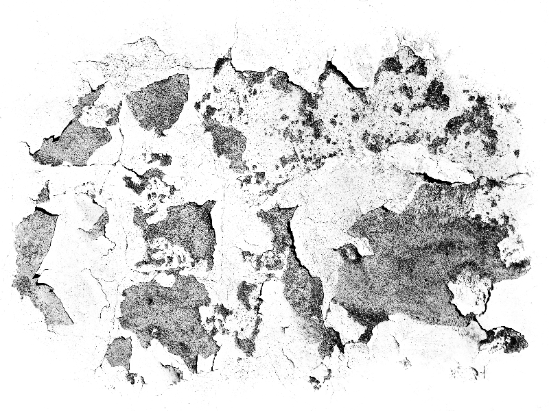Cracked png texture grunge. Transparent cracks wall png stock