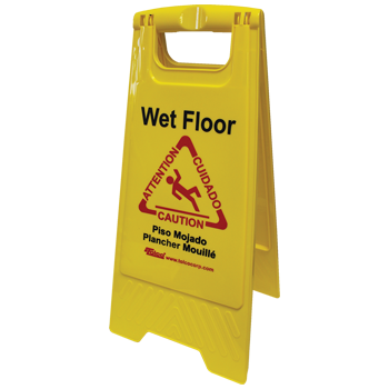 Floor is wet sign png.