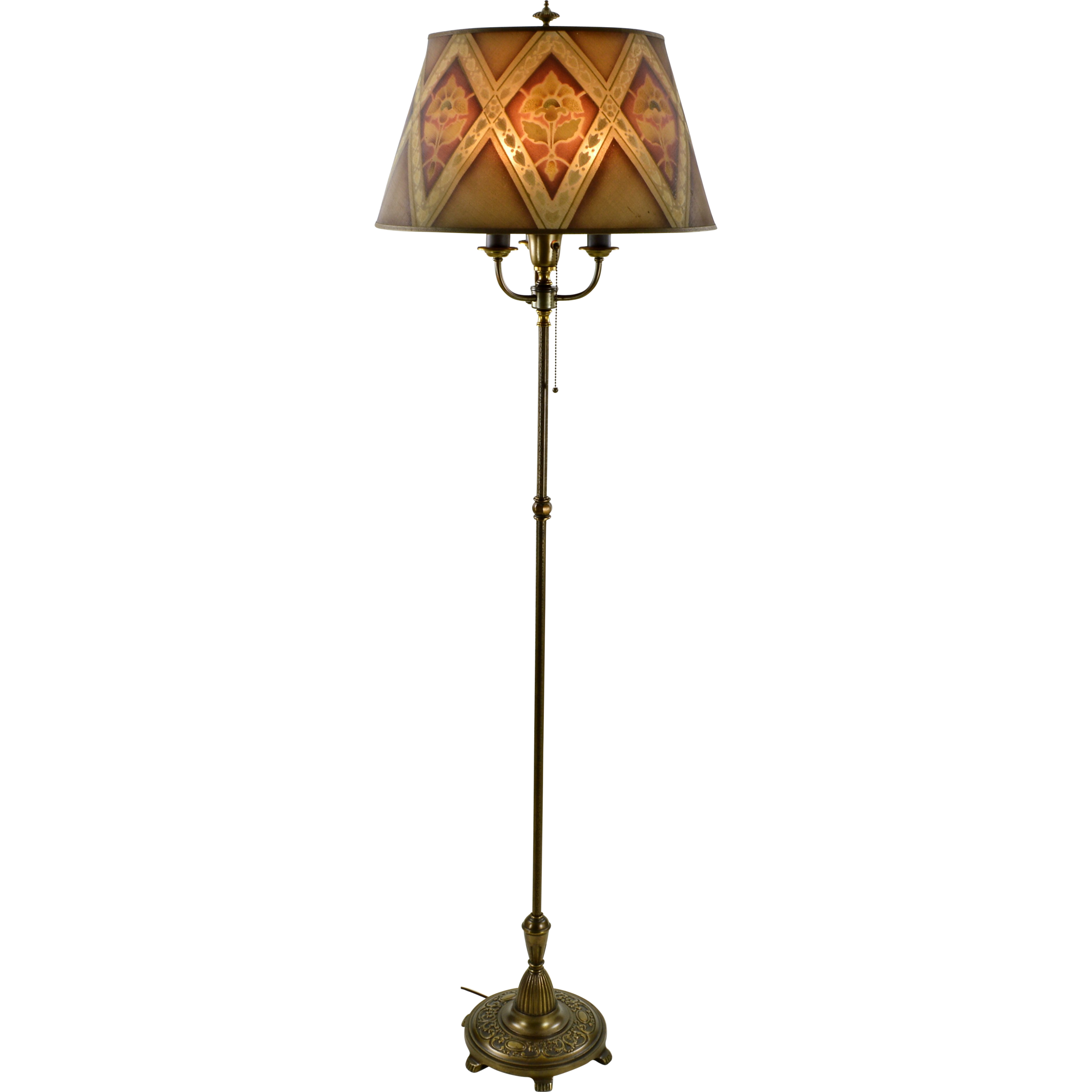 old lamp png