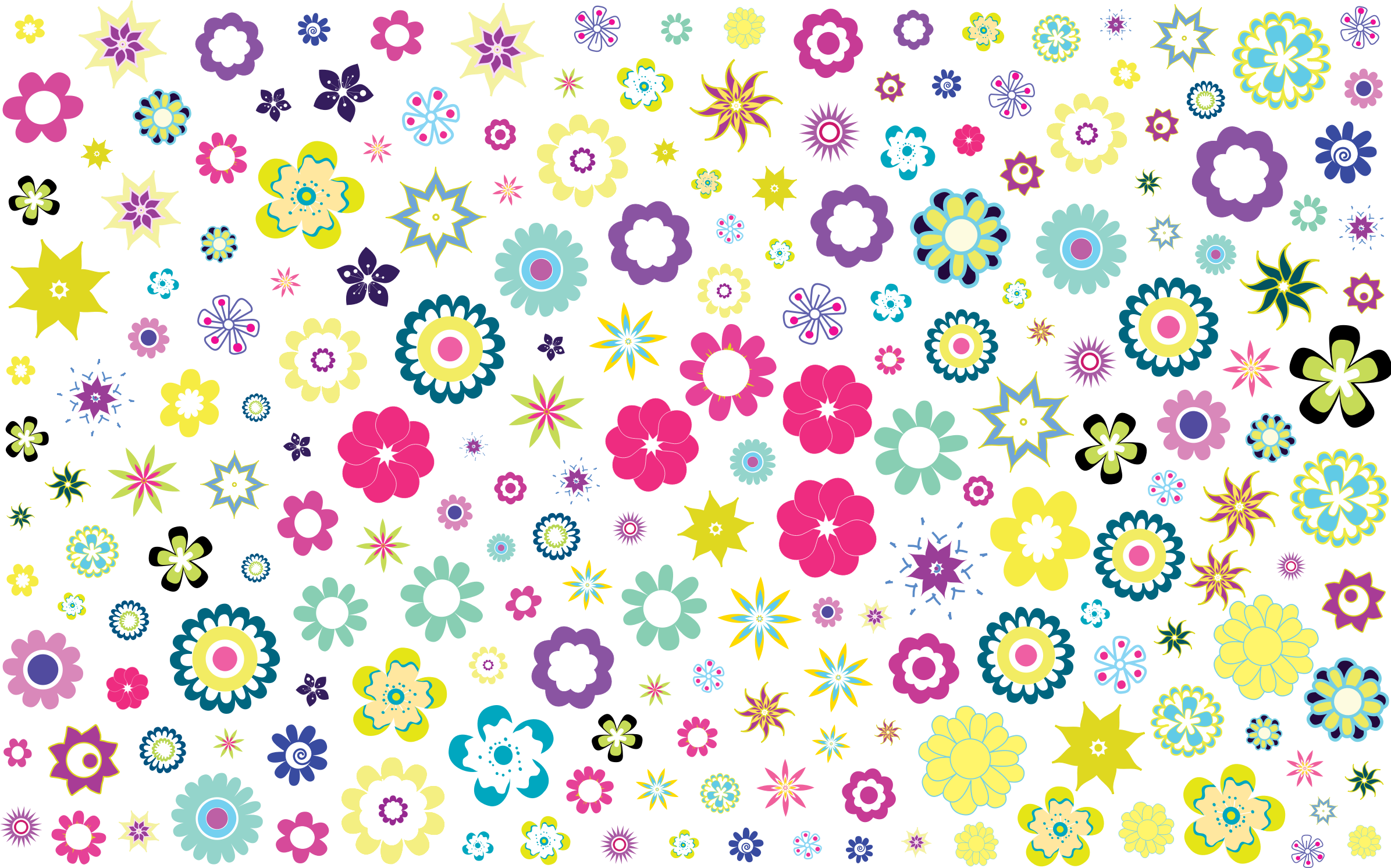 Floral background png. Colorful no black icons