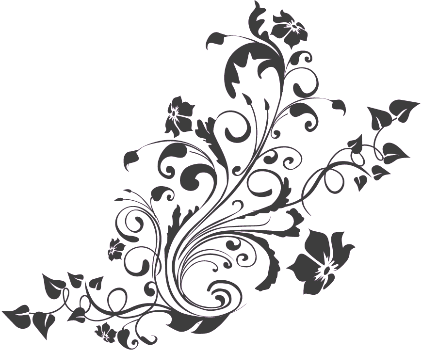 Floral background png. Pattern proyectos que intentar
