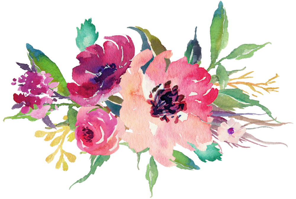 Floral bouquet png. Flower i ideas art