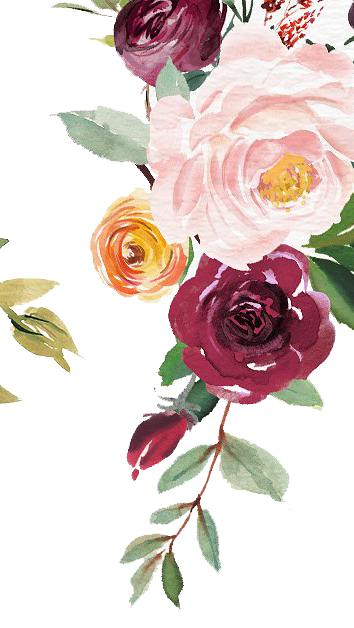 Floral clipart png. Free watercolor peoplepng com