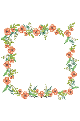 Fruit border png. Flower images download resources
