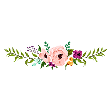 Floral crown png. The collective flower station