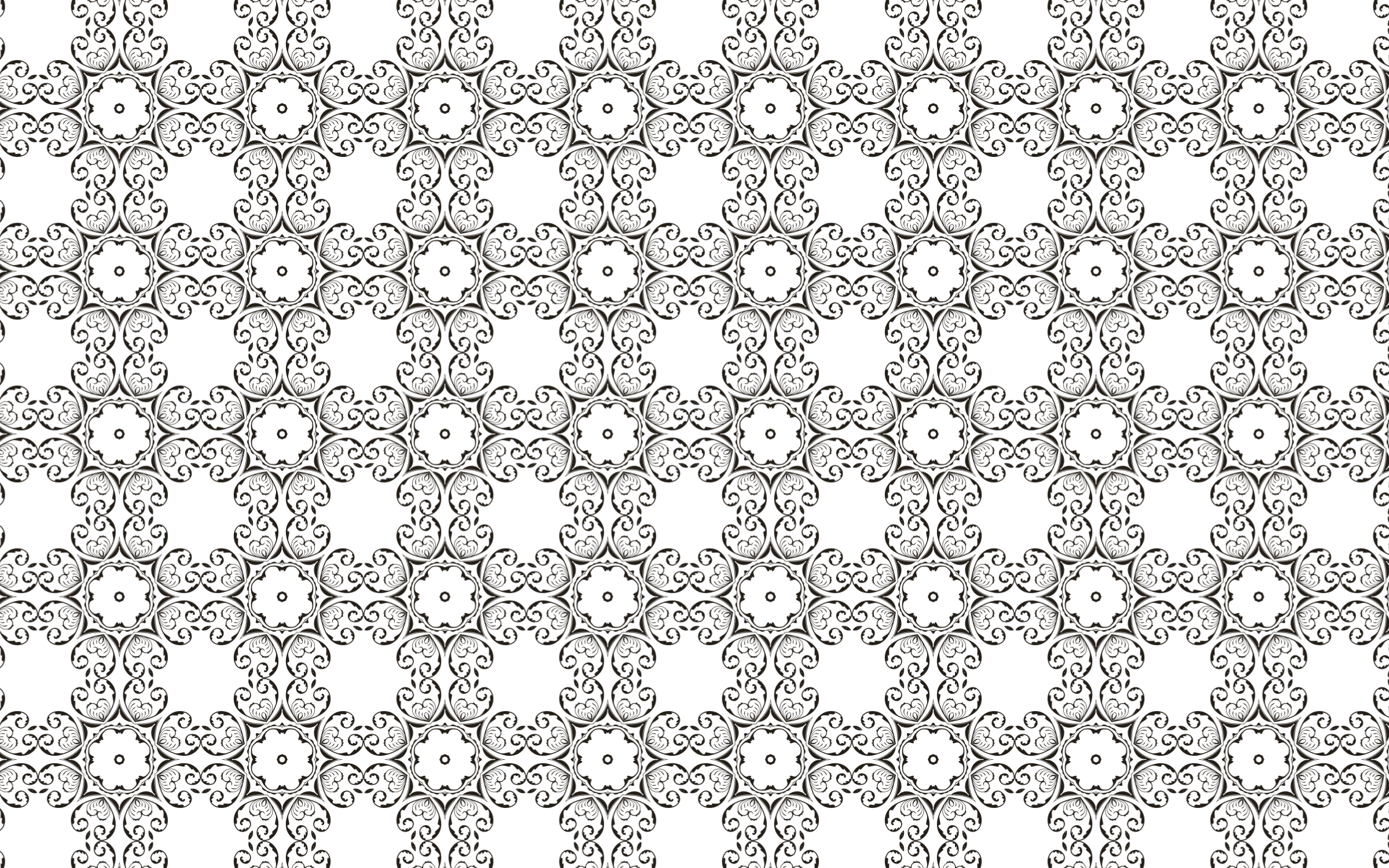 Floral designs patterns png. Seamless flourish design pattern