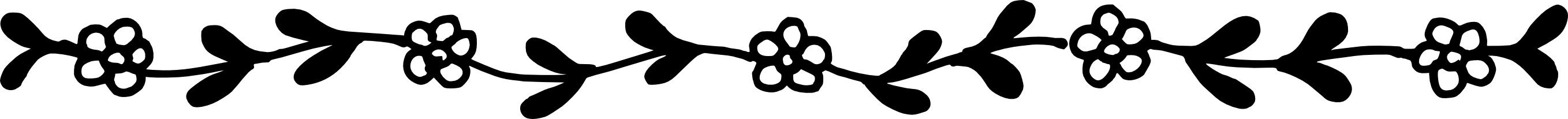 Flower line png. Border transparent onlygfx