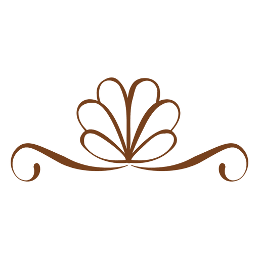 Floral transparent png svg. It vector ornament clip free library