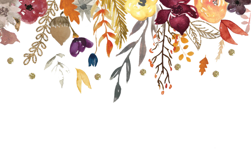 Floral pattern png. Free seamless watercolor vector